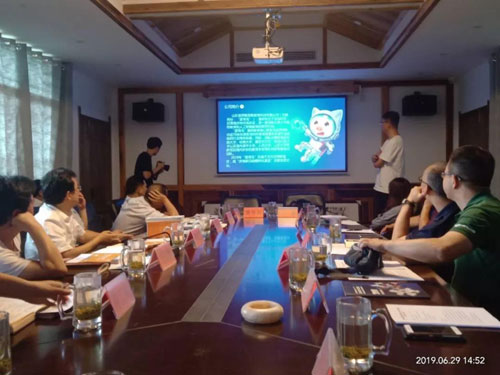 Brighten the Dream Road of Children in Wuling Mountain District with the Spark of Science and Technology  — Jinan Venture Capital Group and cooperative enterprises went to Guzhang Xiangxi to support local education